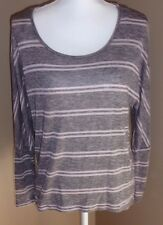 NEW! SELF ESTEEM ~  JUNIORS SIZE LARGE ~  LIGHTWEIGHT TOP NWT