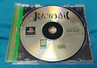 Rayman 1 - Playstation 1 PS1 2 PS2 - Rare Game - Tested Working Original Disc