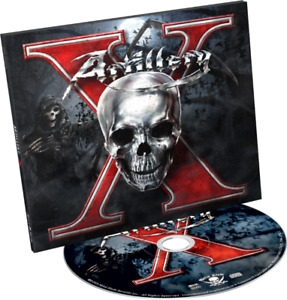 "Artillery ""X"" DIGI CD [Legendary Heavy Thrash Metal from Denmark, new album '21]"