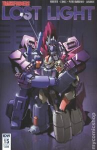 Transformers Lost Light #15A Lawrence VF 2018 Stock Image