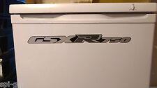 GSXR-750-M Obsolete NOS Genuine Suzuki Side Panel Emblem Decal 68131-18D00-H08