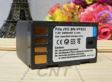 Battery For BN-VF823 BN-VF808U JVC Everio GZ-MG330 MG360 Camcorder 2400mAH NEW