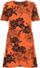 T-shirt, maglie e camicie da donna arancione taglia 42