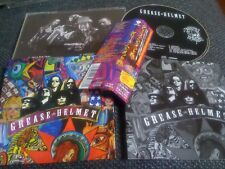 GREASE HELMET , Andy McCoy , hanoi rocks /JAPAN LTD CD OBI
