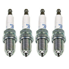 Set of 4 Spark Plugs NGK - Audi A4 TT VW Beetle Golf Jetta Passat 1.8T