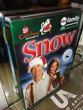 Snow (DVD) 25 Days Of Christmas! ABC Family! Tom Cavanagh, Ashley Williams, NEW!