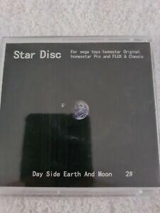 Sega Toys Flux Disc Dark Side Earth Moon #2