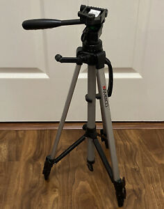 AMBICO-V-0554A -TRIPOD-STAND-CAMERA-CAMCORDER-VIDEO Excellent Condition