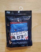 Tommy Hilfiger Youth Boys Boxer Briefs Underwear 2 Pairs size M 8 - 10 NEW