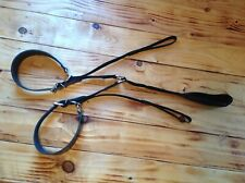 SL16 Double Quick Release Slip Lead Lurcher/Greyhound Lamping/Simulated Coursing