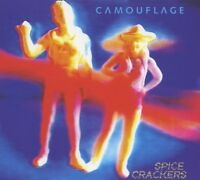 Camouflage 2xCD Spice Crackers - Germany (M/M - Scellé / Sealed)