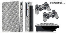 Skin Decal Wrap for PS3 Original Fat Playstation Gaming Console Controller DF S