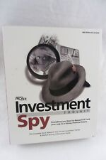 CD-ROM Global Star SW - INVESTMENT SPY TOOLKIT research track market activity
