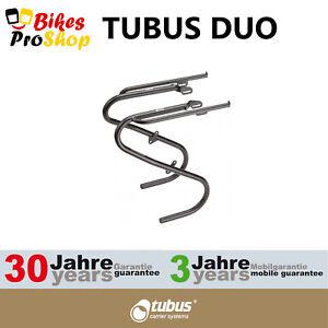 TUBUS Duo Schwarz Bike Bicycle Front Rack 2021