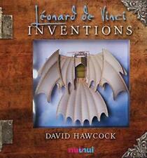 Léonard de Vinci Inventions 3D Pop-up - David Hawcock - Nuinui