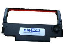 STAMPANTE multifunzione ERC30 ERC34 ERC38 Nero / Rosso Inc P&P