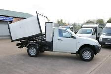 Mitsubishi L200 2.5 *11,000 Miles * Single Cab Arb Tipper Tree Surgeon Arborist