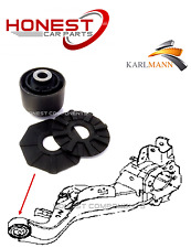 FOR NISSAN QASHQAI +2 J10E 2006-2013 REAR SUSPENSION TRAILING CONTROL ARM BUSH