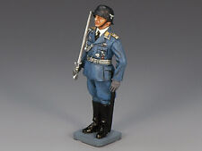 King & Country LW012 Standing Officer With Sword (RETIRED)