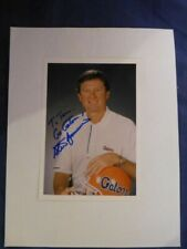Steve Spurrier Signed 5 x 7 Color Photo with COA