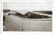 Bournemouth, New Drive, West Cliff PPC, 1914 PMK Early View Before Development