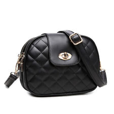 Women's Fashion Leather  Small Shoulder Bags Crossbody Bags for Girls Messenger