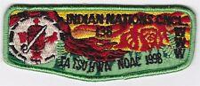 ORDER OF THE ARROW FLAP - TA TSU HWA - LODGE# 138 - S26 - NOAC 1998