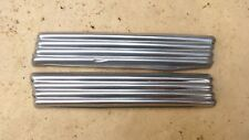 1940 Ford COWL STAINLESS TRIM MOLDINGS Original pair
