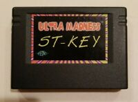 Vintage St-Key Ultra Madness Universal Adapter For Sega Saturn Working