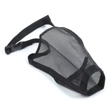 More details for ancol soft dog muzzle soft comfortable breathable mesh muzzles sizes 0 1 2 3 4 5