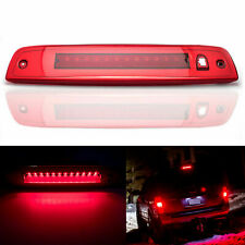 Red LED 3rd Brake Light High Mont Tail Lamp For Ford Expedition 2003-2016