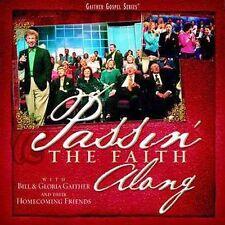 Passin' the Faith Along by VA (CD, 2004 Gaither) GVB/Gatlin/Steeles & More/New!