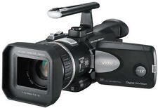 JVC GR-HD1 MiniDV High Definition Camcorder - Black