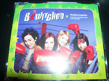 B*Witched / Bewitched Rollercoaster Australian Enhanced CD Single