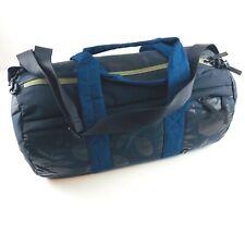 Steven Alan Kai Barrel Duffle Bag Palm Print Cordura Mens Accessories $195 NWT
