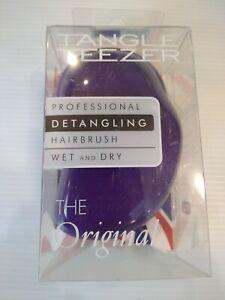 Tangle Teezer Professional Detangling Hair Brush The Original Purple / Pink