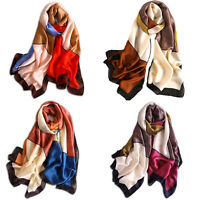 Silk Scarf Luxury Woman Scarves Long Shawls 2020 designer Fashion Wrap Pashmina