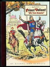 Prince Valiant ~ Far From Camelot ~ Softcover ~ Gianni & Schultz 2008
