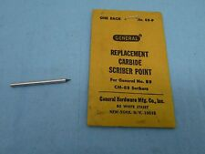 general replacement Scriber point no. 88-p for cm-88 scribers