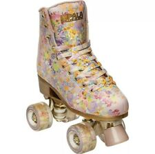 IMPALA ROLLER SKATE Cynthia Rowley Floral SIZE 8 Vegan Leather Skates NEW