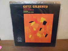 """LP 12 """" GETZ - GILBERTO - MINT/MINT - NEUF - VERVE - V6-8545 - FRANCE"""