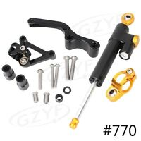 Amortiguador de Dirección Kit de motocicleta para Ducati 696 796 795