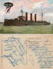 Kent Printed Collectable Military Vessel Postcards