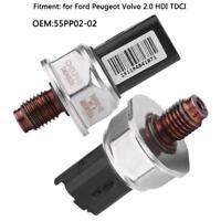 55PP02-02 Fuel Rail Pressure Sensor Replace For    2.0 HDI TDCI