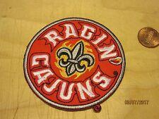 """Louisiana Ragin Cajuns 3"""" Patch 2000-Present Alternate Logo College"""