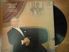 33 RPM Vinyl Rubinstein Chopin Waltzes RCA Record LM2726 Box Set 032615SM