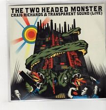 (GH494) The Two Headed Monster, Transparent Sound (Live), 2CDs - 2006 DJ CD