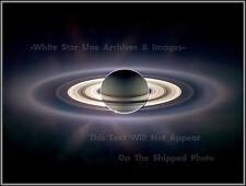 Photo: Saturn Eclipse By Cassini Orbiter, September 15, 2006