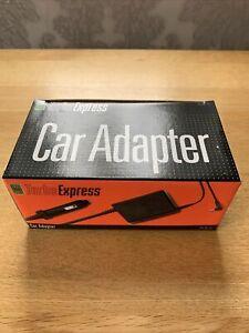 NEC Turbo Express CAR ADAPTER BRAND NEW & UNUSED  PC Engine GT TurboGrafx