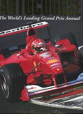 New listing Autocourse annual 2000-2001 Michael Schumacher wins for Ferrari